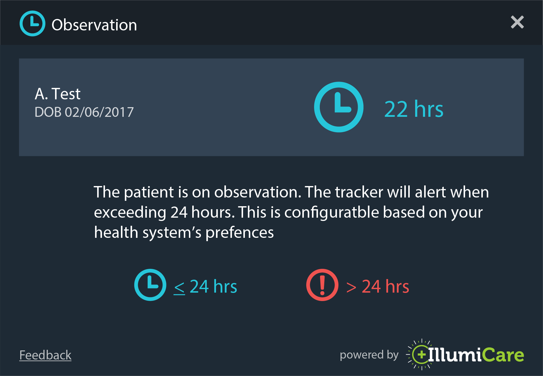 observation app
