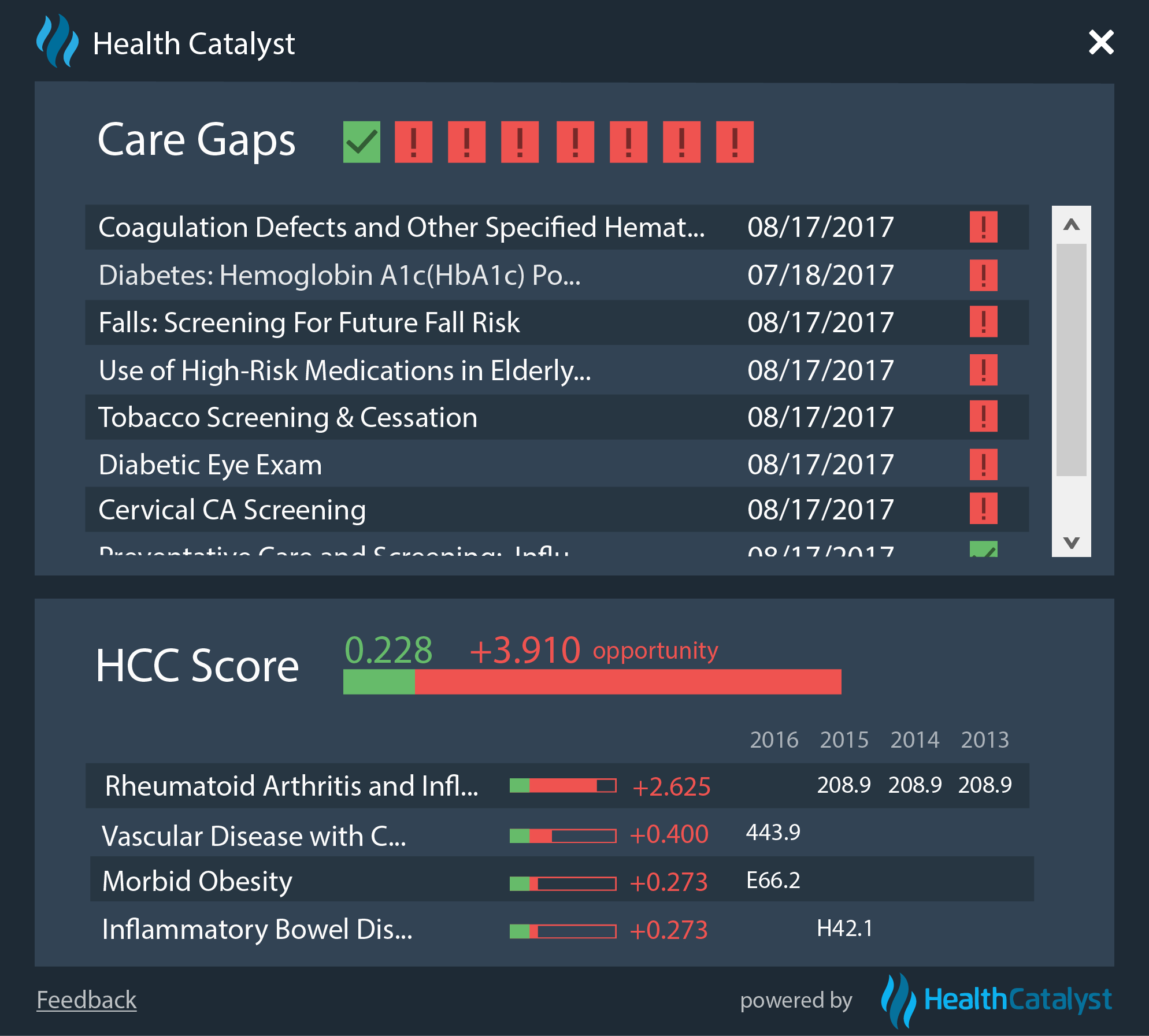 Stewardship App - Clinical cost transparency tool